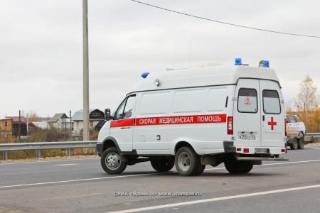 В арзамасе девочка упала с элеватора Рольганг КР