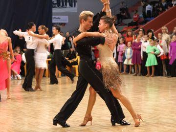 Цска конкурс по бальным танцам