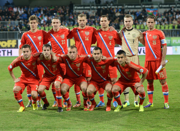 Команда россии по футболу на чемпионате мира