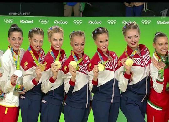 нашем олимпиада 2016 художественная гимнастика групповое многоборье финал выбираются