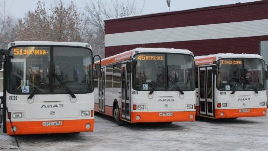 ВАвтозаводском районе появится дополнительный автобусный маршрут